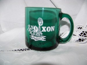 Dixon Windmill Green Coffee Cup