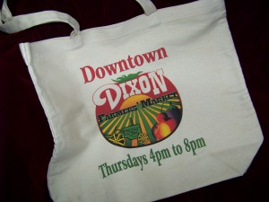 Extra Deep Canvas Grocery Bag
